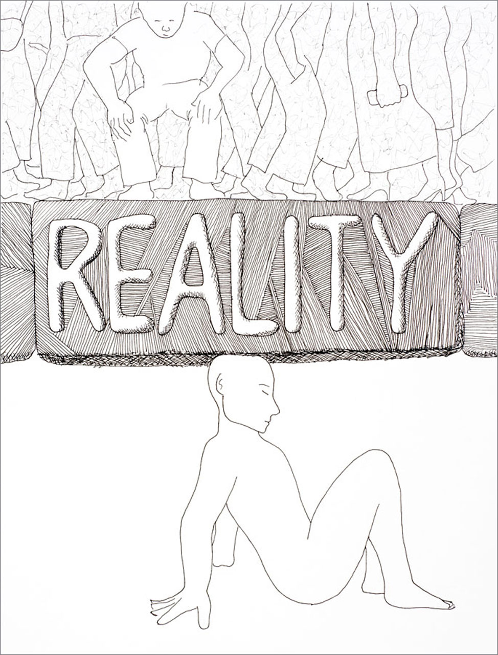 Reality, at Times