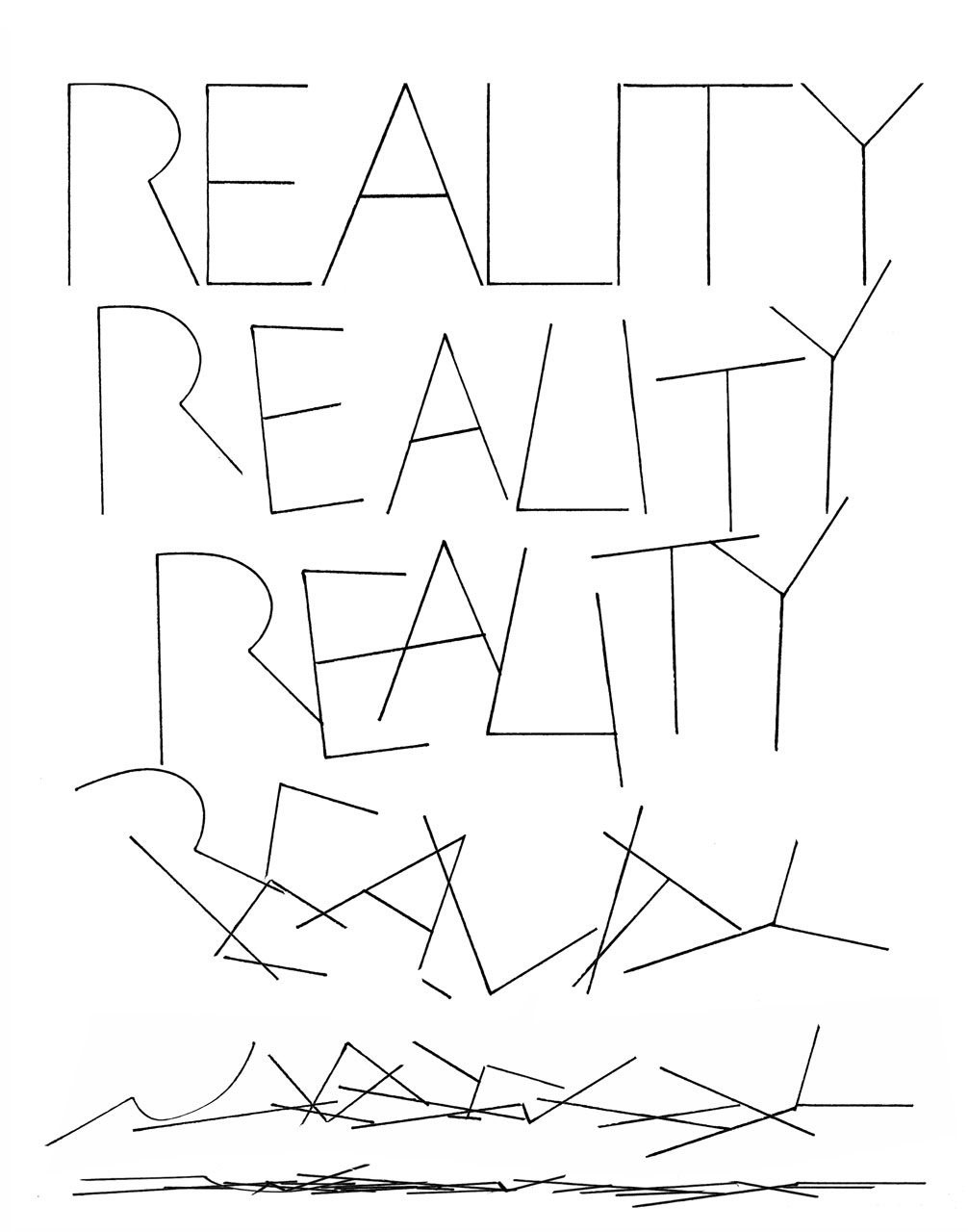 Real Reality - Entropy